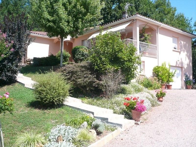 Vente maison / villa Figeac 318000€ - Photo 1