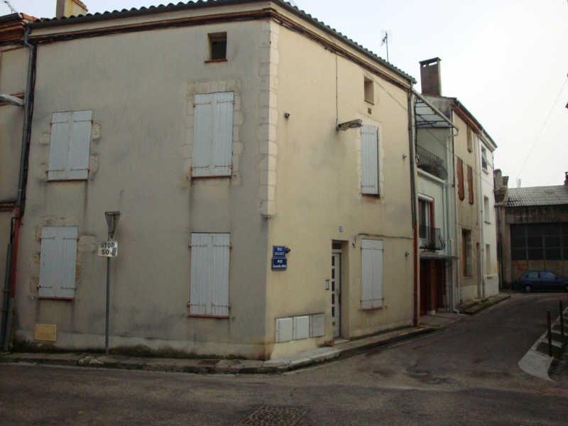 Produit d'investissement immeuble Agen 175750€ - Photo 1