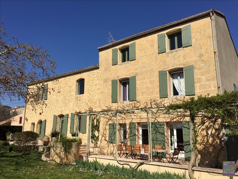 Deluxe sale house / villa Salon de provence 1 100 000€ - Picture 2