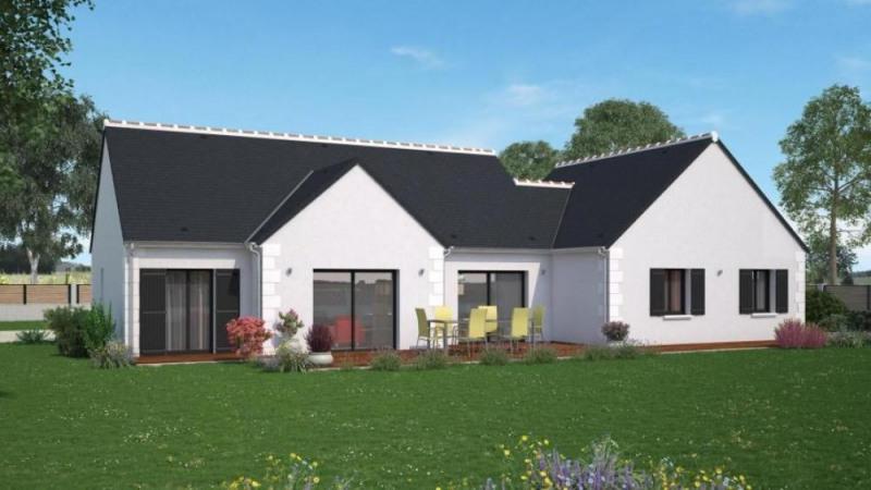 Maison  5 pièces + Terrain 638 m² Beaumont-la-Ronce par maisons Ericlor