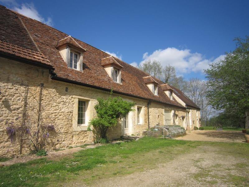 Sale house / villa Le bugue 525000€ - Picture 1