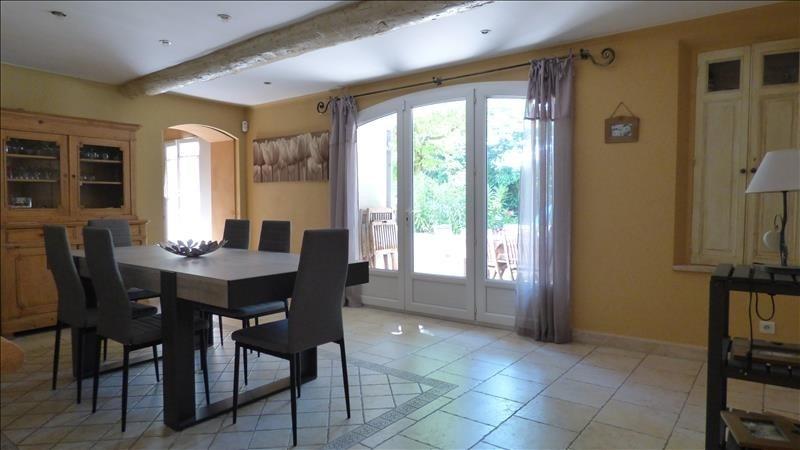 Vente de prestige maison / villa Aubignan 495000€ - Photo 4