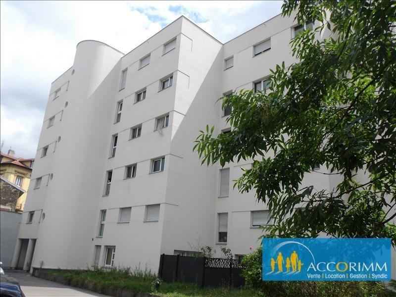 Venta  apartamento Lyon 3ème 325000€ - Fotografía 9