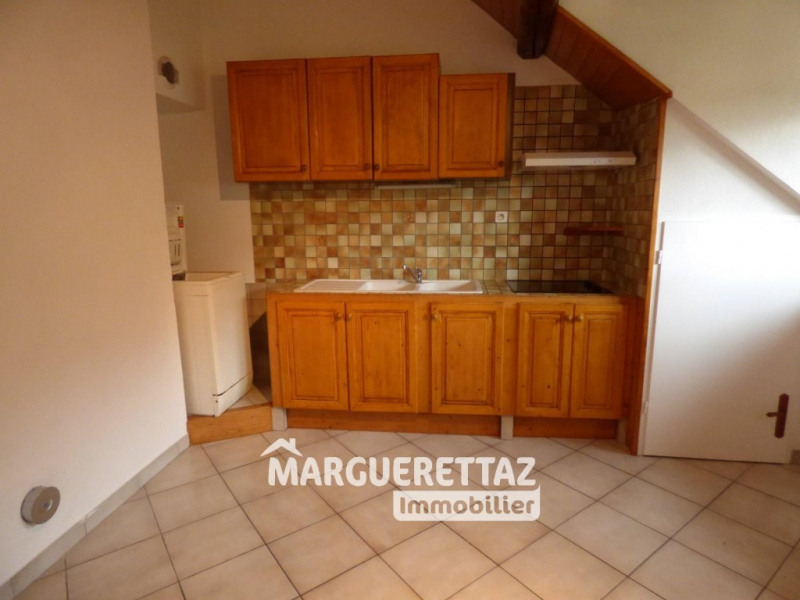 Vente appartement Saint-jeoire 85 000€ - Photo 2