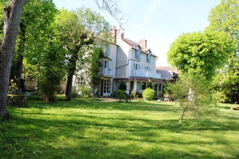 Vente de prestige maison / villa Samois sur seine 884000€ - Photo 1