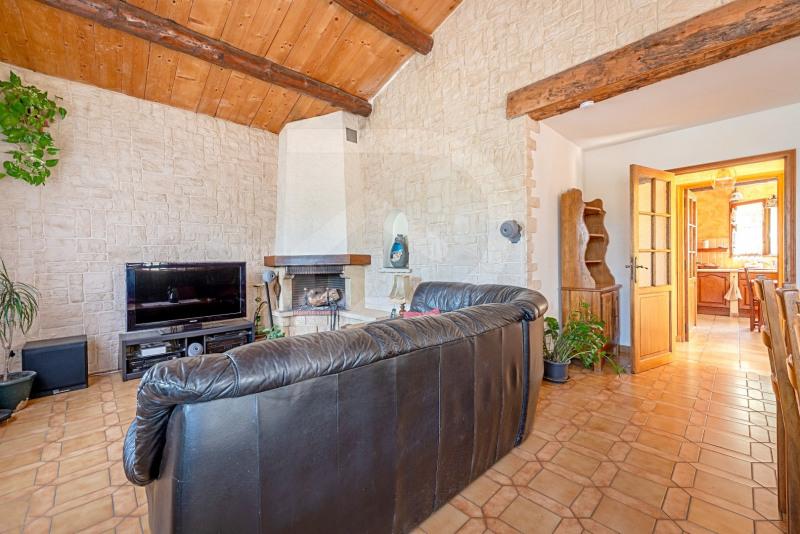 Sale house / villa Althen-des-paluds 377000€ - Picture 4
