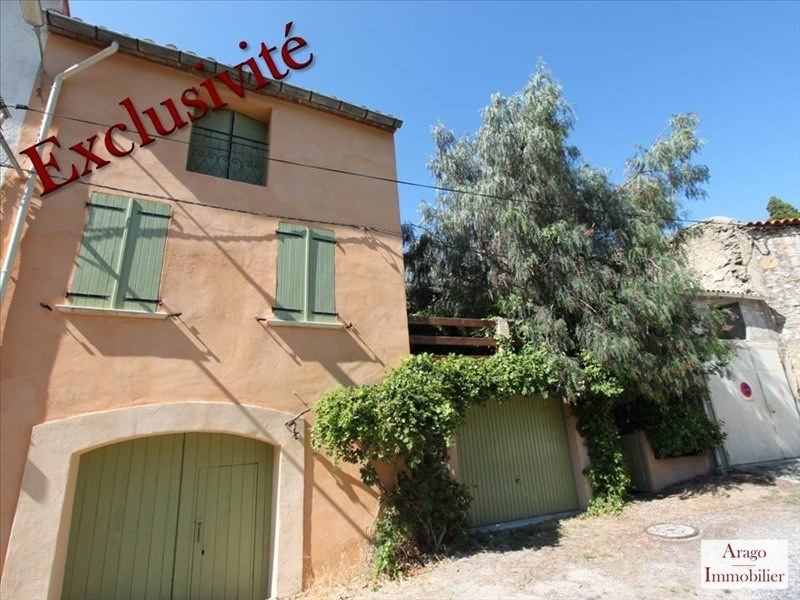 Vente maison / villa Vingrau 199 500€ - Photo 1