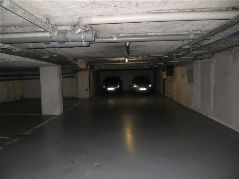Vente parking Montrouge 18000€ - Photo 2