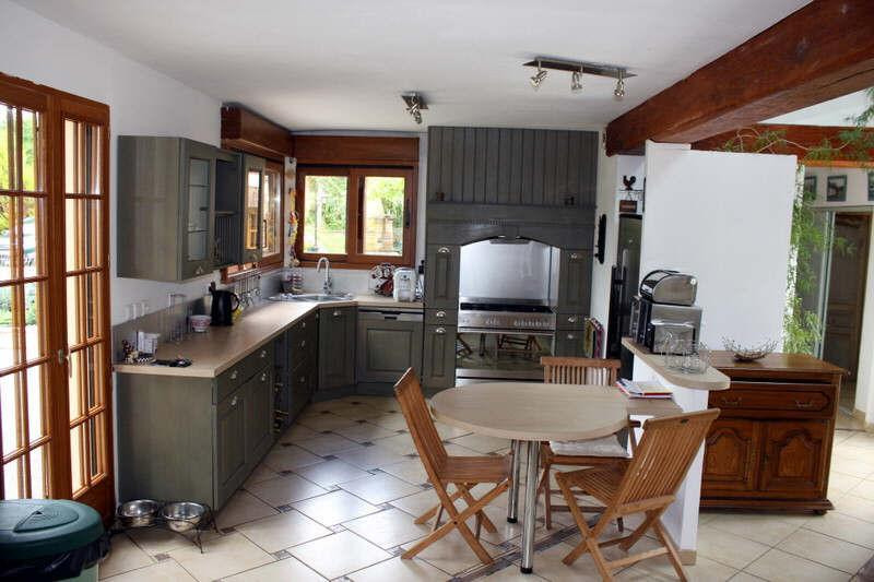 Vente de prestige maison / villa Conches en ouche 630000€ - Photo 6