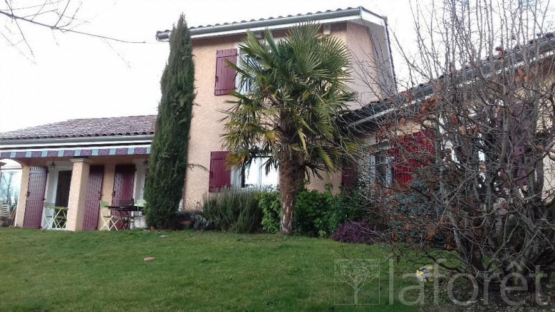 Vente maison / villa Bourgoin jallieu 379000€ - Photo 1