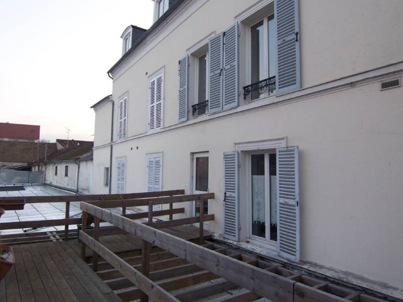 Rental apartment Arpajon 591€ CC - Picture 1