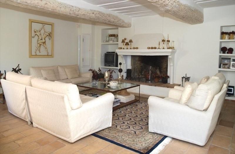 Immobile residenziali di prestigio casa Le cannet des maures 2625000€ - Fotografia 7