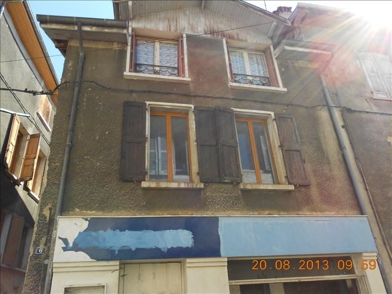 Sale building St marcellin 126000€ - Picture 1