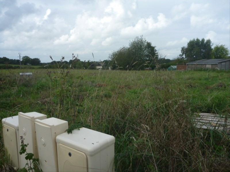 Vente terrain Noyal sur brutz 22470€ - Photo 2