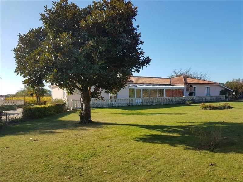 Vente maison / villa Ludon medoc 489500€ - Photo 1