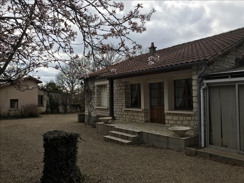 Vente maison / villa Bignoux 166000€ - Photo 1