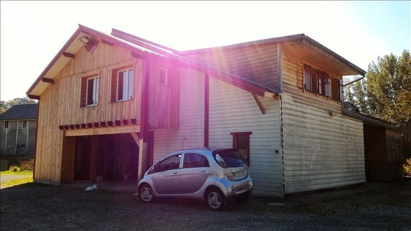 Location appartement Lasseube 610€ CC - Photo 1