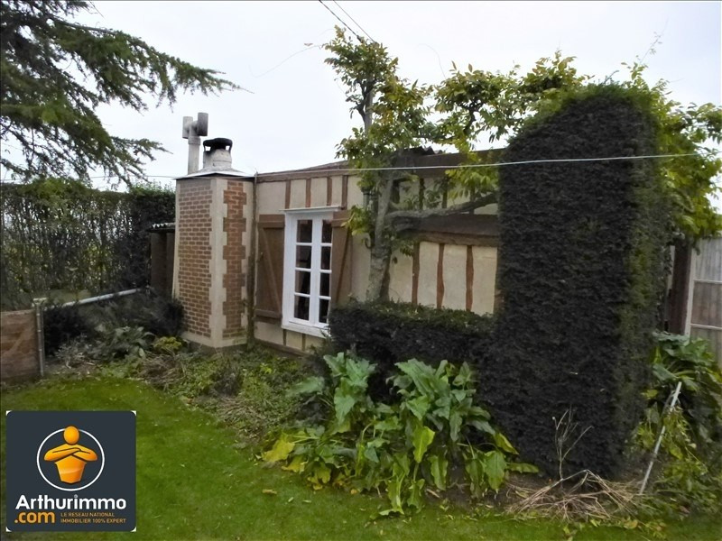 Vente maison / villa Etretat 56 600€ - Photo 1