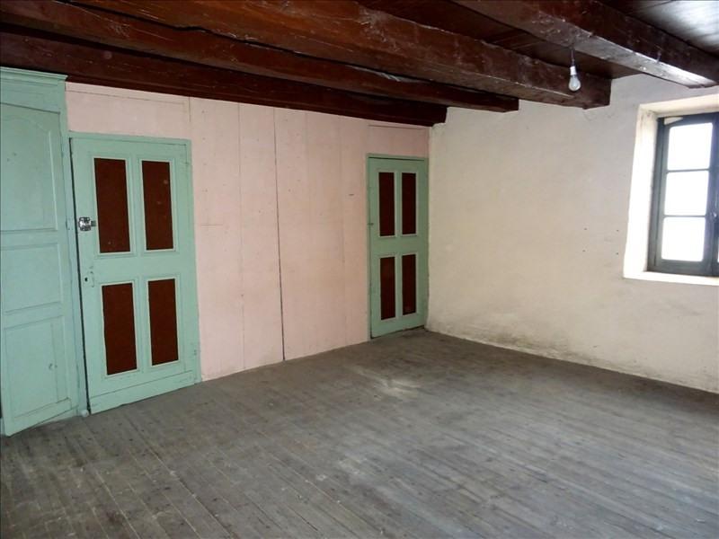 Vente maison / villa St jean de bournay 79000€ - Photo 4