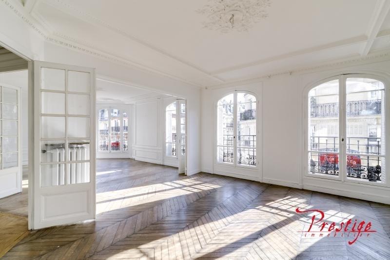 Deluxe sale apartment Paris 18ème 1689000€ - Picture 3