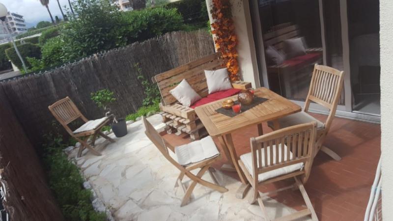 Rental apartment Cagnes sur mer 650€ CC - Picture 1