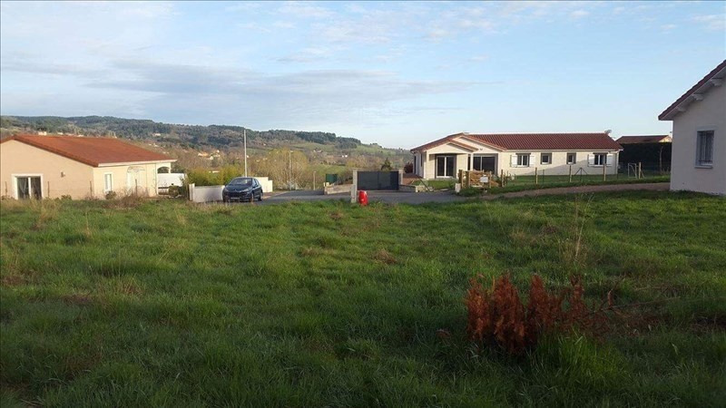 Vente terrain Ambierle 39 500€ - Photo 2