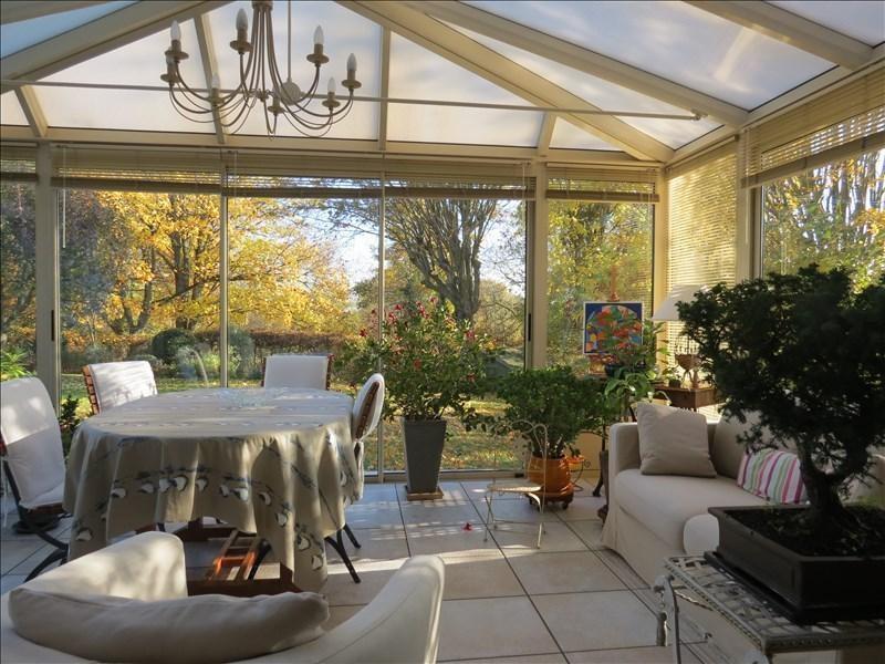 Vente maison / villa Chauvry 472000€ - Photo 3