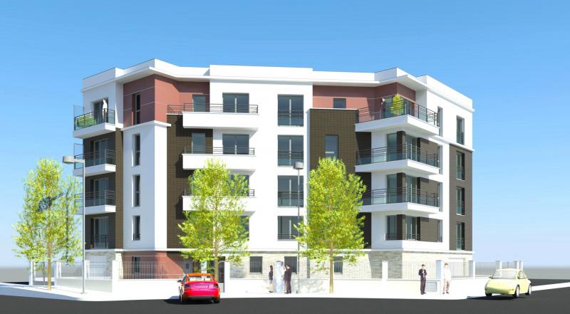 La villa yael programme immobilier neuf villemomble for Immobilier neuf idf