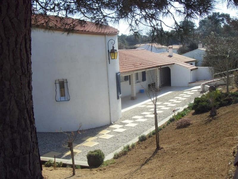 Sale house / villa Longeville sur mer 299000€ - Picture 1