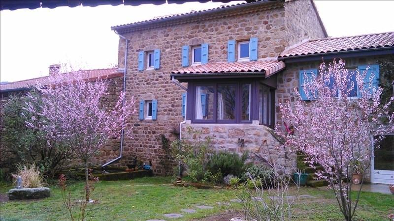 Vente maison / villa Saint felicien 275000€ - Photo 1