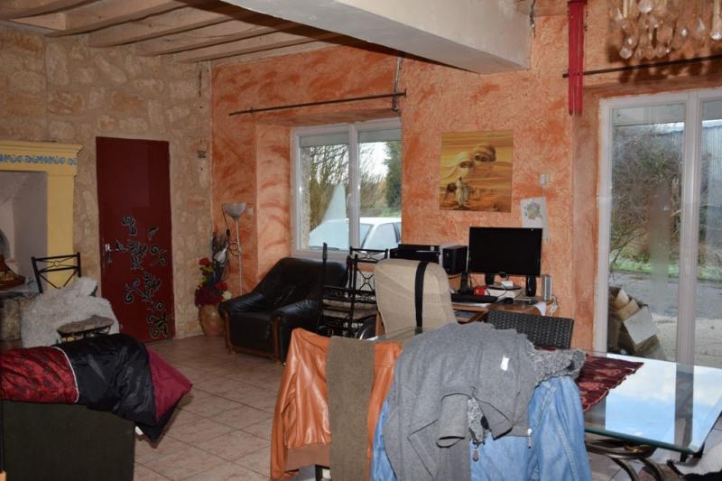 Vente maison / villa Chaumont d anjou 165600€ - Photo 5