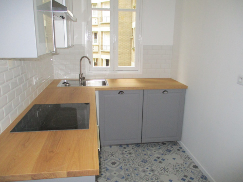 Sale apartment Paris 17ème 312 000€ - Picture 1