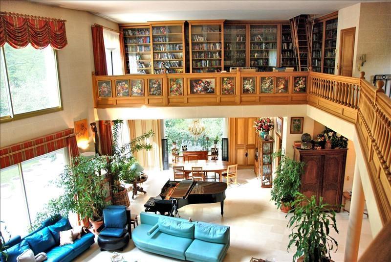 Vente de prestige maison / villa Le vesinet 4400000€ - Photo 4