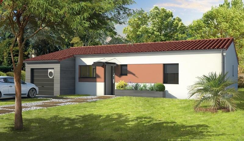 Maison  4 pièces + Terrain 724 m² Montmorin par ELAN AUVERGNE