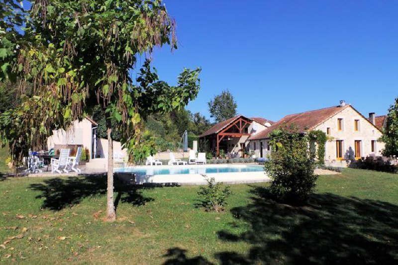Deluxe sale house / villa Brantome 745000€ - Picture 9