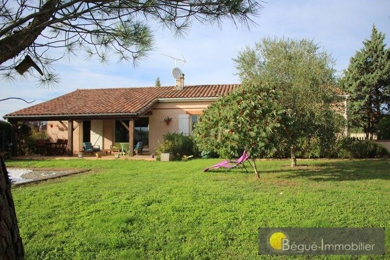 Vente maison / villa Mondonville 299500€ - Photo 1