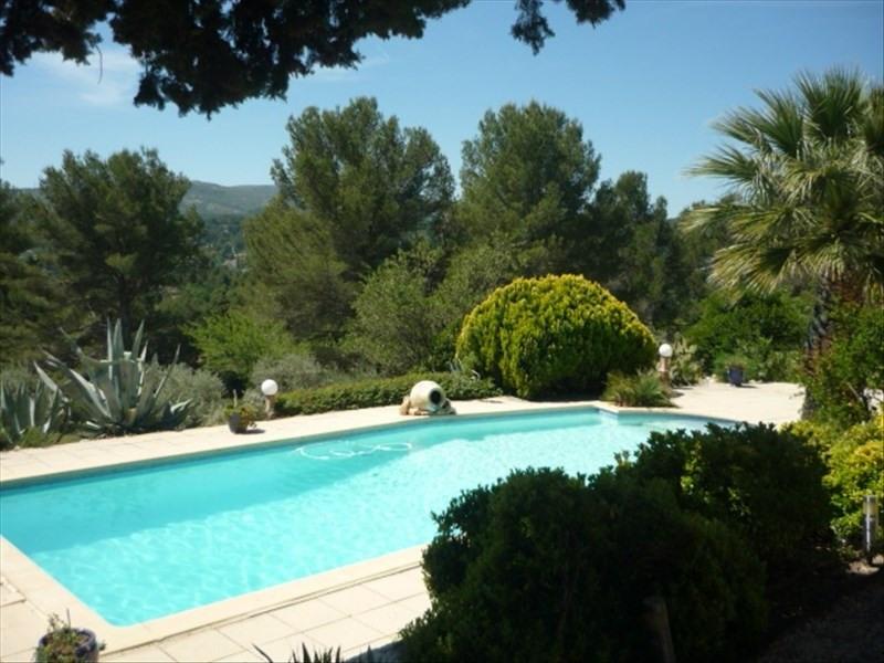 Vente de prestige maison / villa La bouilladisse 725000€ - Photo 1