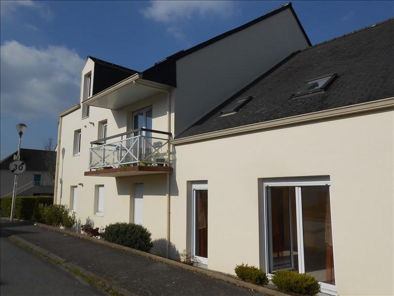 Sale apartment Quimper 79570€ - Picture 1