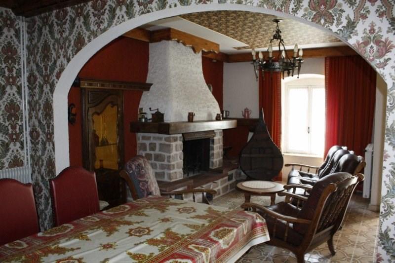 Sale house / villa St maurice de lignon 132000€ - Picture 2