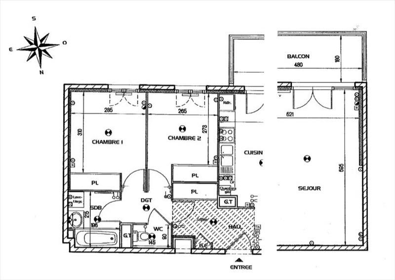 Vendita appartamento Annemasse 225000€ - Fotografia 3