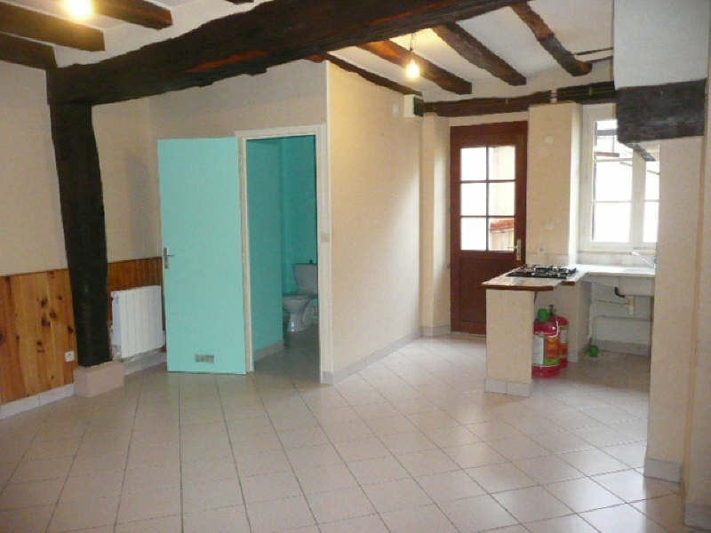 Sale building Aubigny sur nere 98000€ - Picture 1