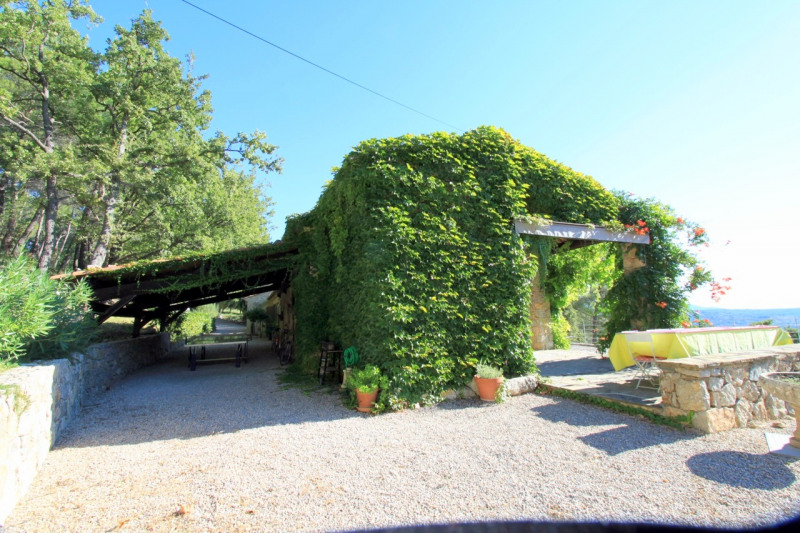 Престижная продажа дом Seillans 1099000€ - Фото 9