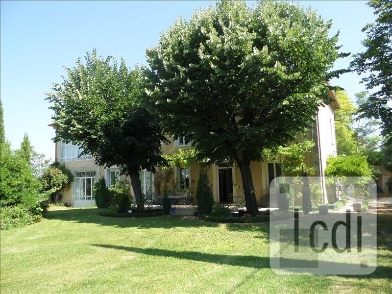Vente de prestige maison / villa Bollene 741600€ - Photo 1