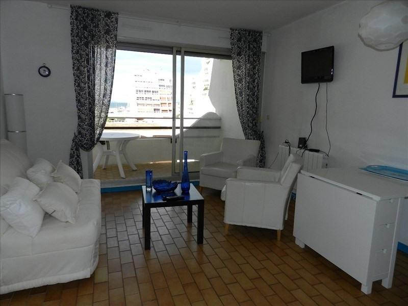 Location appartement La grande motte 530€ CC - Photo 2