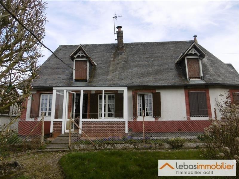 Vente maison / villa Doudeville 88000€ - Photo 1
