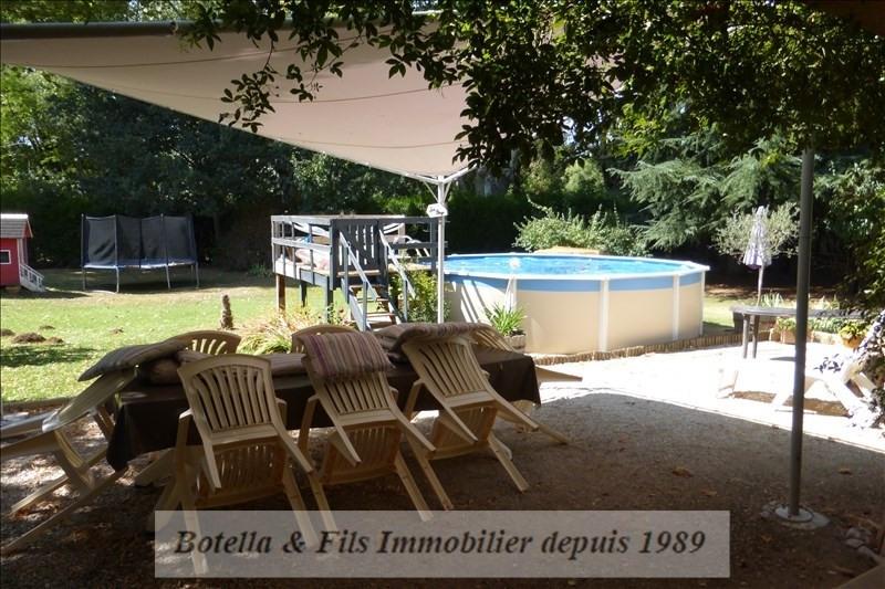 Vente maison / villa Goudargues 208000€ - Photo 2