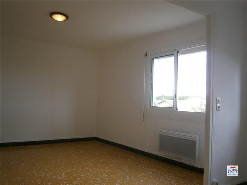 Verhuren  appartement Villelongue de la salanque 550€ CC - Foto 2
