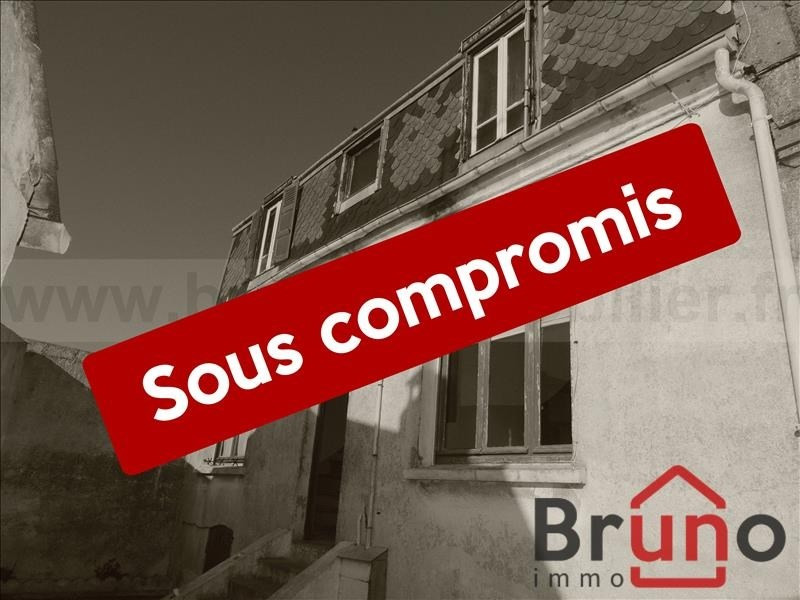Verkauf haus Le crotoy 109000€ - Fotografie 1