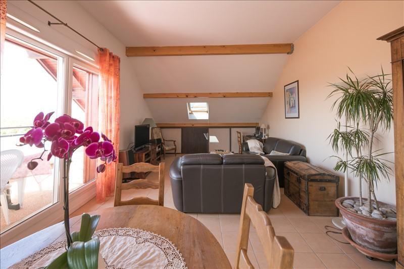 Vente appartement Pringy 420000€ - Photo 2