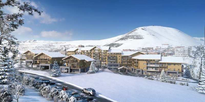 Sale apartment Alpe d'huez 498 369€ - Picture 5